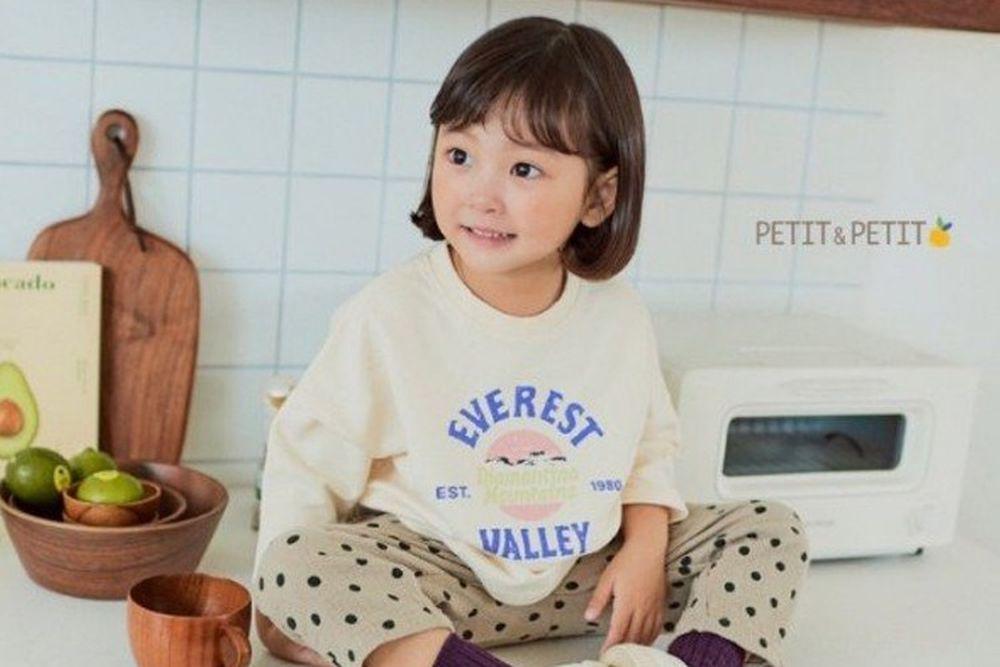 PETIT & PETIT - BRAND - Korean Children Fashion - #Kfashion4kids - Everest Tee