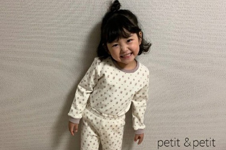 PETIT & PETIT - BRAND - Korean Children Fashion - #Kfashion4kids - Floral Easywear