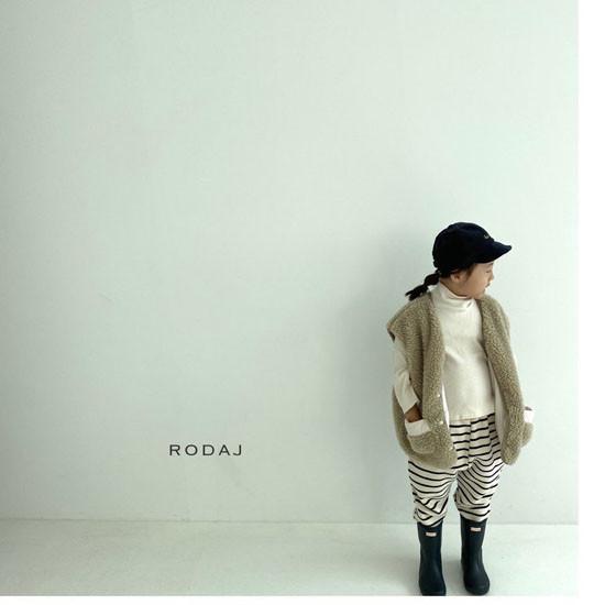 RODA J - Korean Children Fashion - #Kfashion4kids - Deep Pants - 10