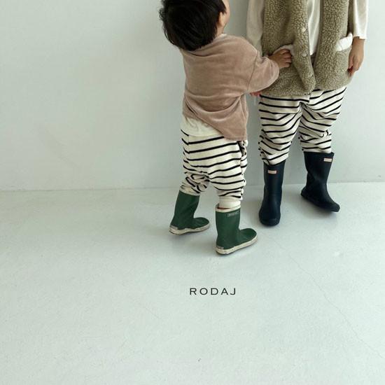 RODA J - Korean Children Fashion - #Kfashion4kids - Deep Pants - 11