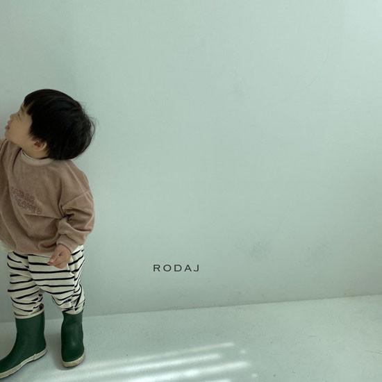 RODA J - Korean Children Fashion - #Kfashion4kids - Deep Pants - 12