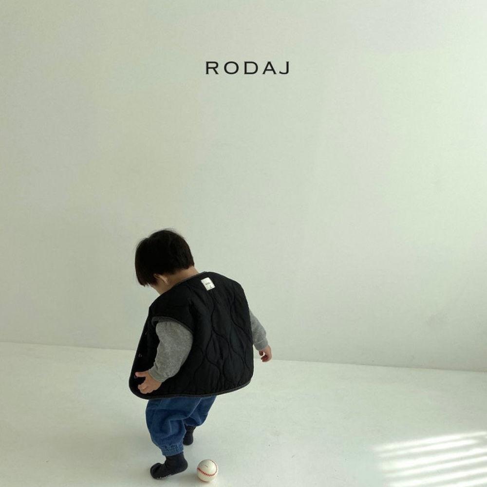 RODA J - Korean Children Fashion - #Kfashion4kids - Cloud Reversible Vest - 12