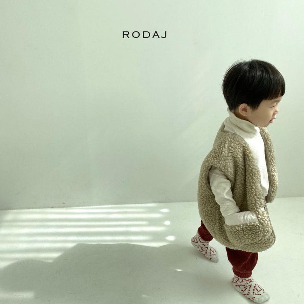 RODA J - Korean Children Fashion - #Kfashion4kids - Cloud Reversible Vest - 4