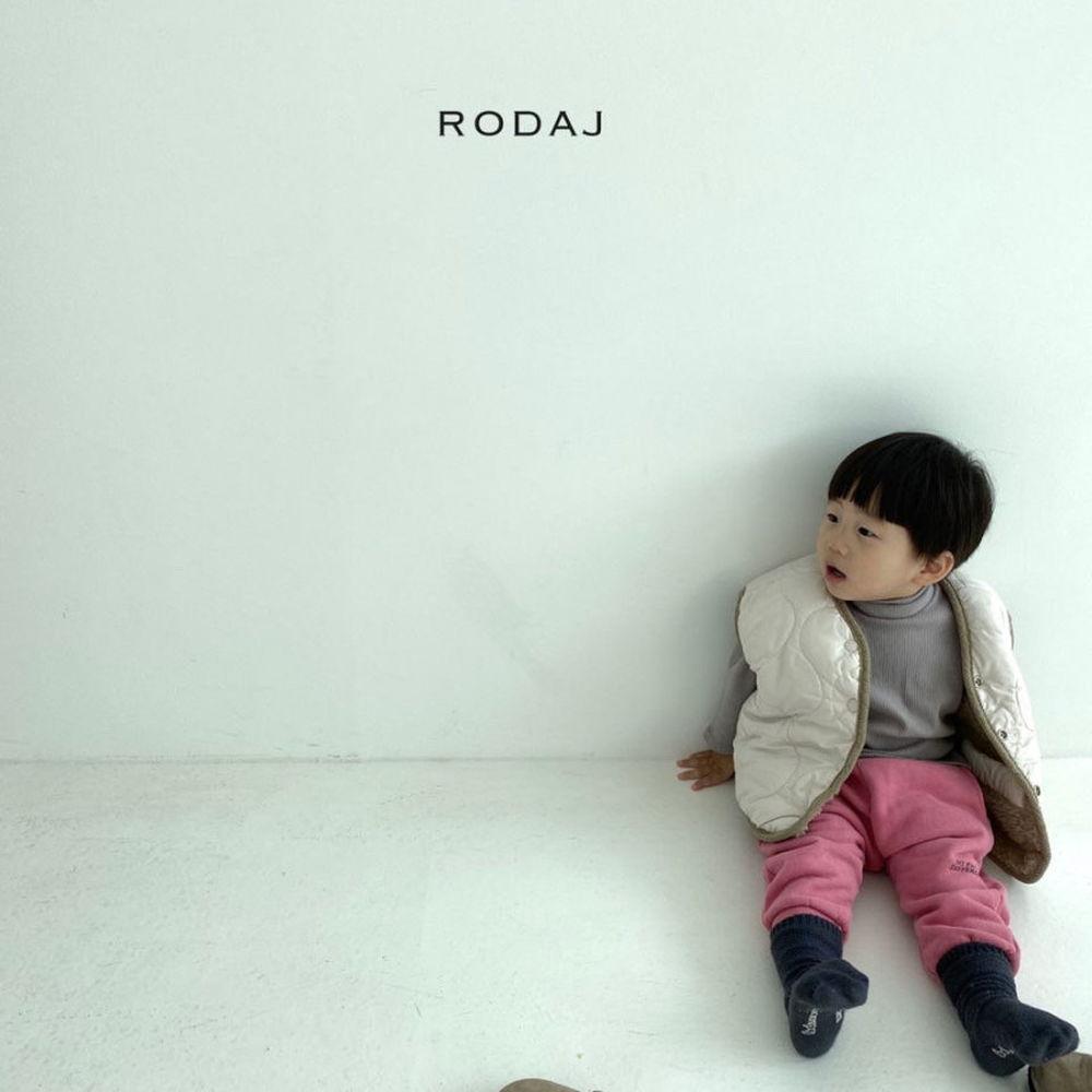 RODA J - Korean Children Fashion - #Kfashion4kids - Cloud Reversible Vest - 7