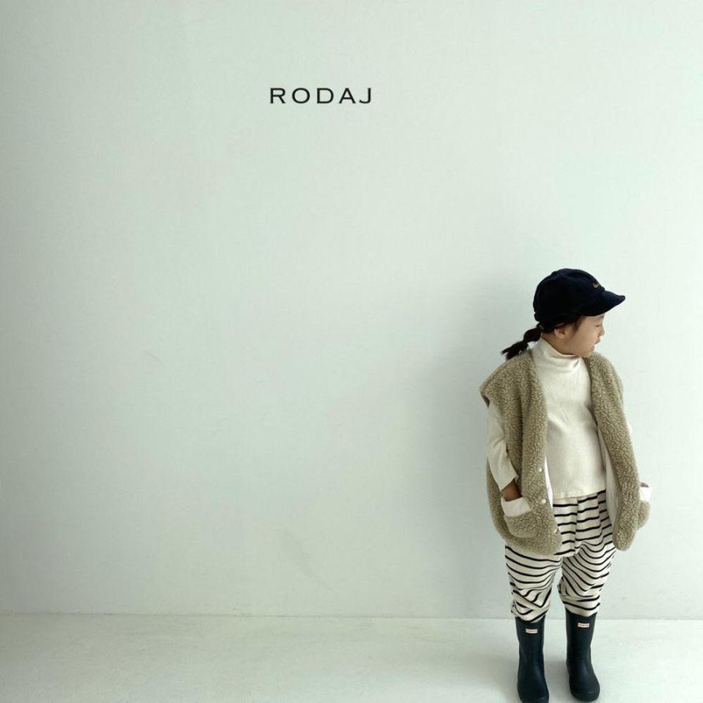 RODA J - Korean Children Fashion - #Kfashion4kids - Cloud Reversible Vest - 8