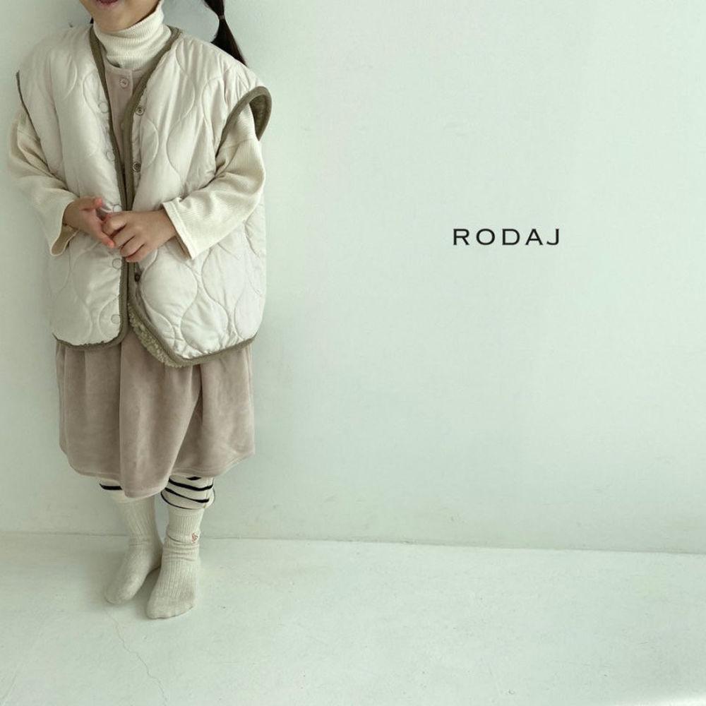 RODA J - Korean Children Fashion - #Kfashion4kids - Cloud Reversible Vest - 9