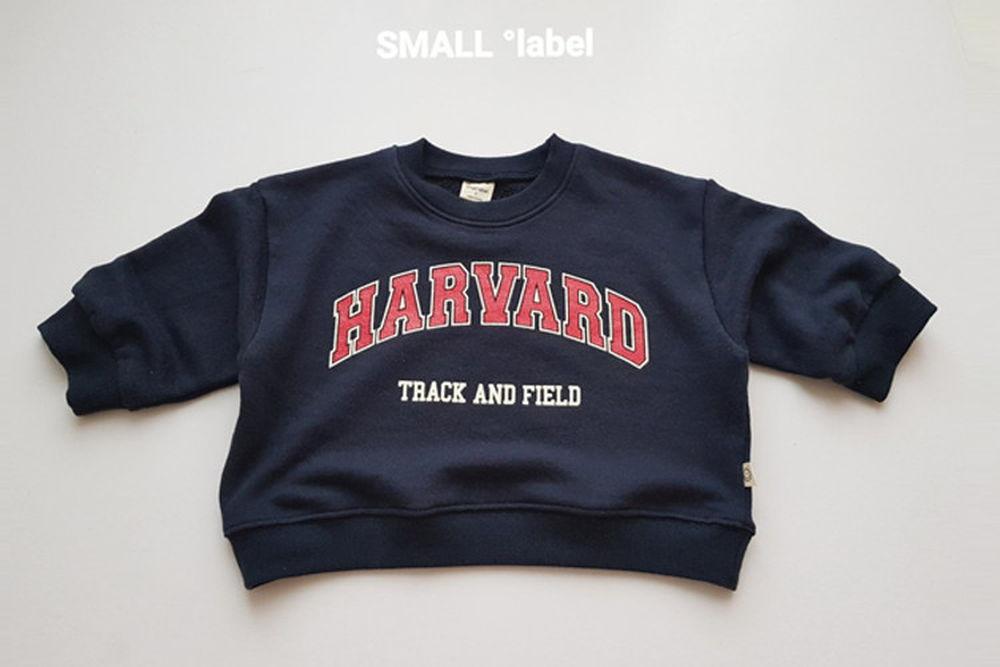 SMALL LABEL - BRAND - Korean Children Fashion - #Kfashion4kids - Harvard MTM