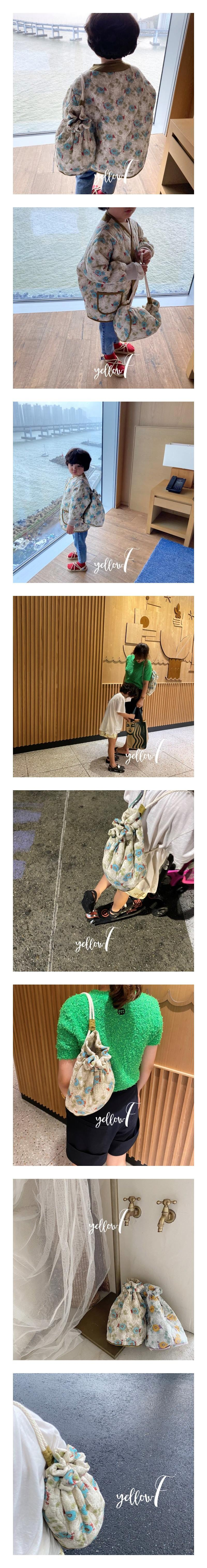 YELLOW FACTORY - Korean Children Fashion - #Kfashion4kids - End Bag