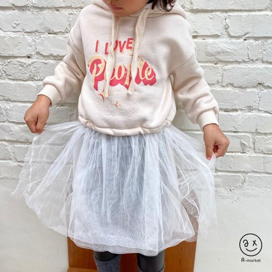 A-MARKET - Korean Children Fashion - #Kfashion4kids - People One-piece - 3
