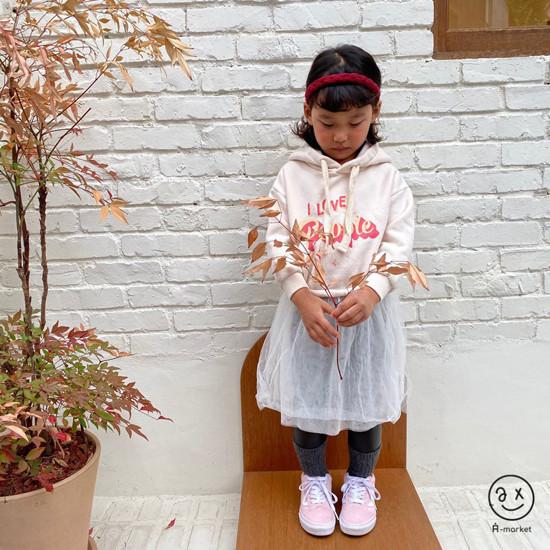 A-MARKET - Korean Children Fashion - #Kfashion4kids - People One-piece - 6