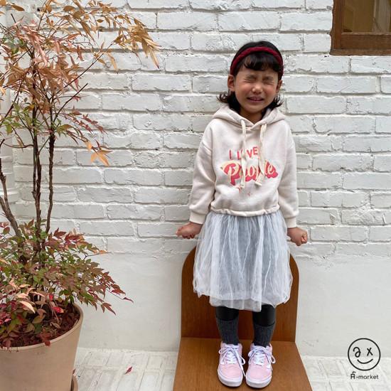 A-MARKET - Korean Children Fashion - #Kfashion4kids - People One-piece - 7