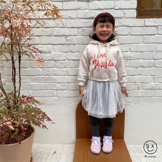 A-MARKET - Korean Children Fashion - #Kfashion4kids - People One-piece - 8
