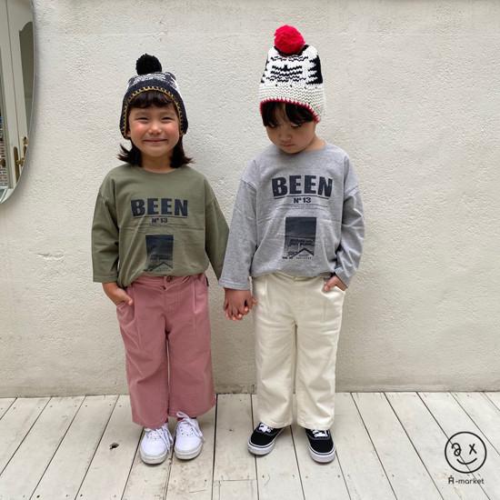 A-MARKET - Korean Children Fashion - #Kfashion4kids - Cotton Pants  - 10