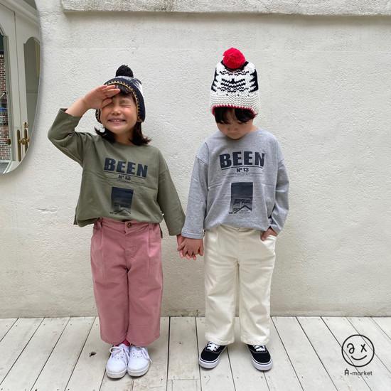 A-MARKET - Korean Children Fashion - #Kfashion4kids - Cotton Pants  - 11
