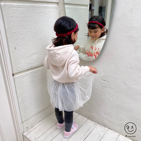 A-MARKET - Korean Children Fashion - #Kfashion4kids - Fleece Shining Leggings - 10