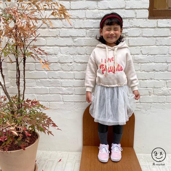 A-MARKET - Korean Children Fashion - #Kfashion4kids - Fleece Shining Leggings - 12