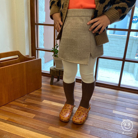 A-MARKET - Korean Children Fashion - #Kfashion4kids - Winter Socks [set of 3] - 11