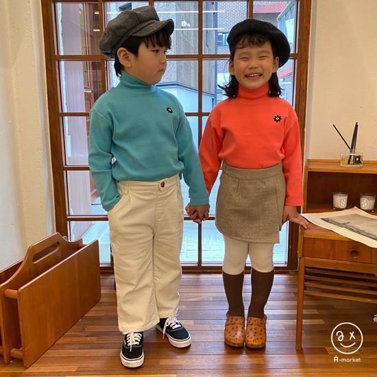 A-MARKET - Korean Children Fashion - #Kfashion4kids - Winter Socks [set of 3] - 3
