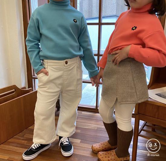 A-MARKET - Korean Children Fashion - #Kfashion4kids - Winter Socks [set of 3] - 4