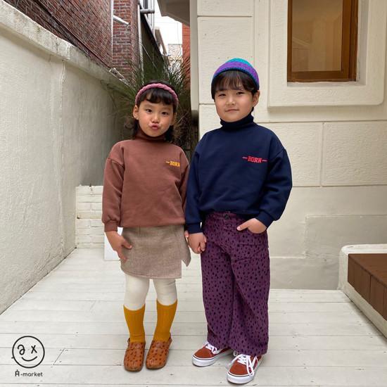 A-MARKET - Korean Children Fashion - #Kfashion4kids - Winter Socks [set of 3] - 7