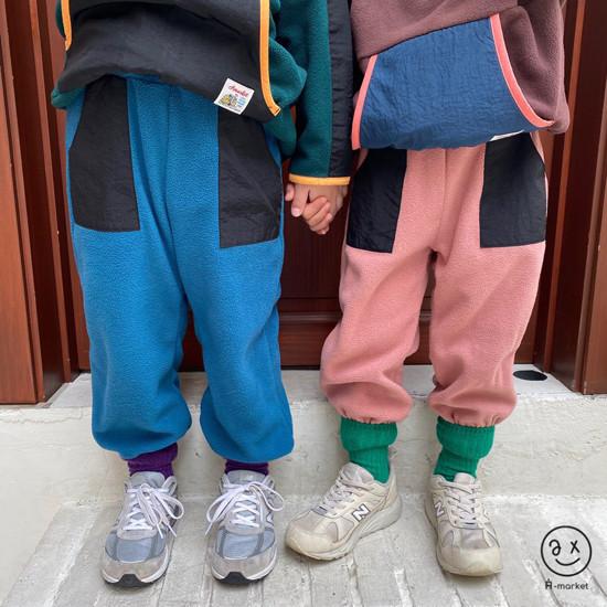 A-MARKET - Korean Children Fashion - #Kfashion4kids - Winter Socks [set of 3] - 8