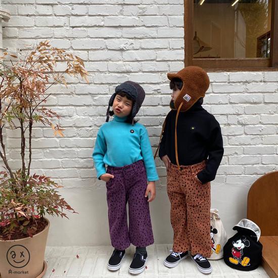 A-MARKET - Korean Children Fashion - #Kfashion4kids - Chestnut Hat - 10