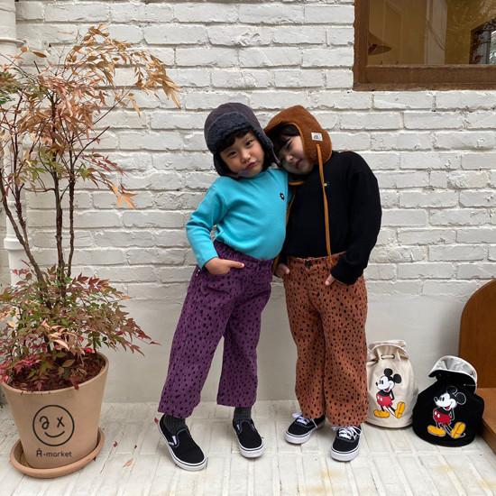 A-MARKET - Korean Children Fashion - #Kfashion4kids - Chestnut Hat - 11
