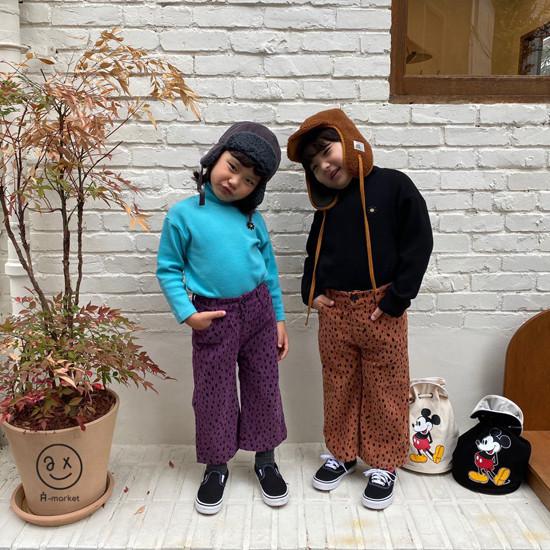 A-MARKET - Korean Children Fashion - #Kfashion4kids - Chestnut Hat - 12