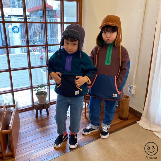A-MARKET - Korean Children Fashion - #Kfashion4kids - Chestnut Hat - 3