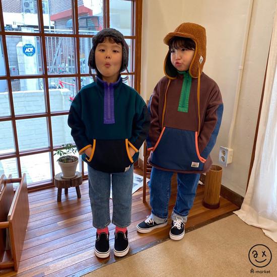 A-MARKET - Korean Children Fashion - #Kfashion4kids - Chestnut Hat - 4
