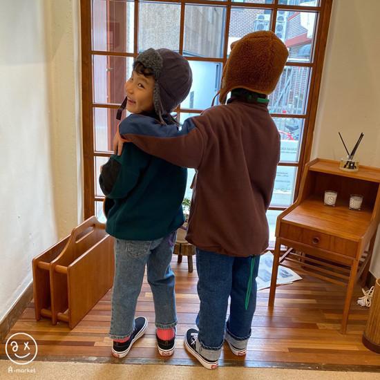 A-MARKET - Korean Children Fashion - #Kfashion4kids - Chestnut Hat - 6