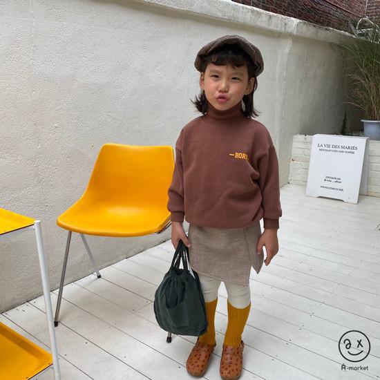 A-MARKET - Korean Children Fashion - #Kfashion4kids - Herringbone Hat - 4