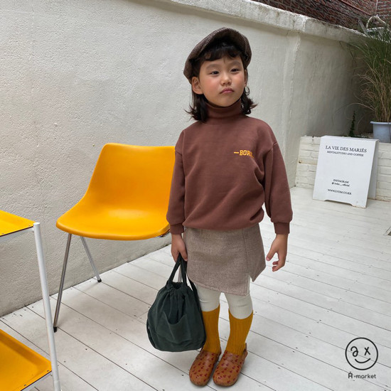 A-MARKET - Korean Children Fashion - #Kfashion4kids - Herringbone Hat - 6