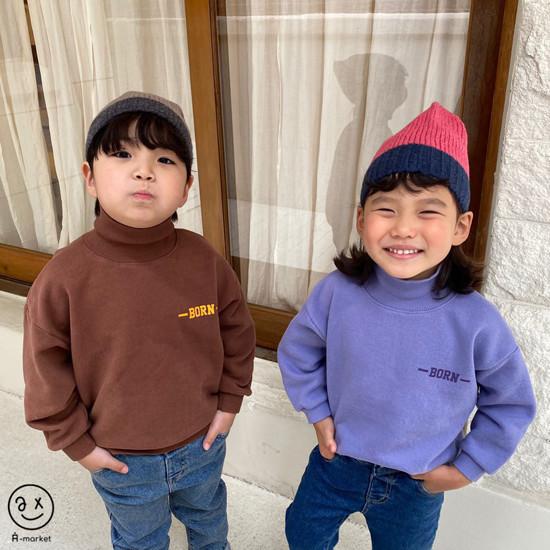 A-MARKET - Korean Children Fashion - #Kfashion4kids - Colored Beanie - 4