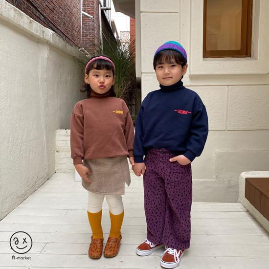 A-MARKET - Korean Children Fashion - #Kfashion4kids - Colored Beanie - 5