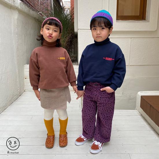 A-MARKET - Korean Children Fashion - #Kfashion4kids - Colored Beanie - 7