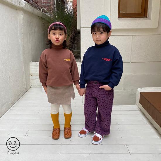 A-MARKET - Korean Children Fashion - #Kfashion4kids - Colored Beanie - 8