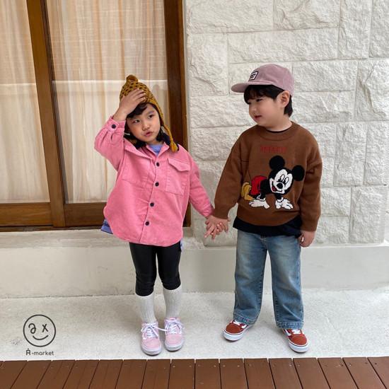 A-MARKET - Korean Children Fashion - #Kfashion4kids - Leopard Muffler & Hat Set - 12