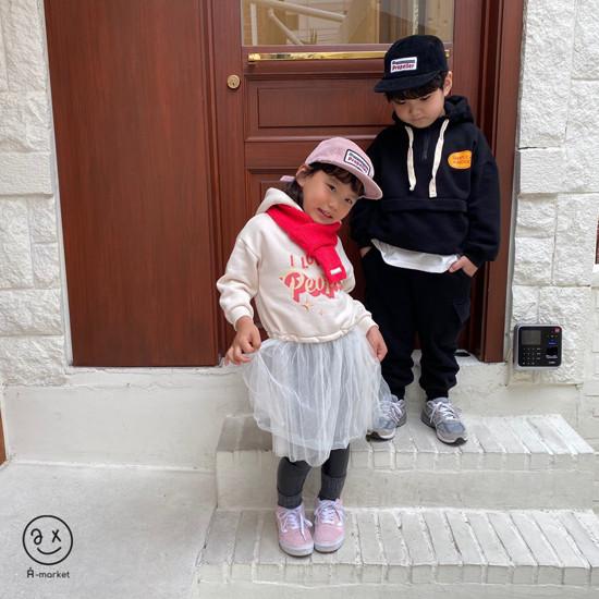 A-MARKET - Korean Children Fashion - #Kfashion4kids - Knit Muffler - 12