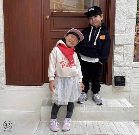 A-MARKET - Korean Children Fashion - #Kfashion4kids - Knit Muffler - 6