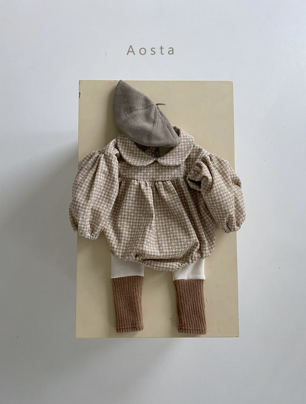 AOSTA - Korean Children Fashion - #Kfashion4kids - Warmer Leggings - 11