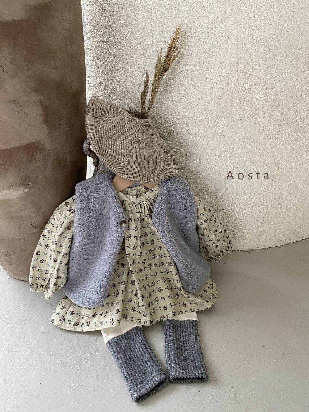 AOSTA - Korean Children Fashion - #Kfashion4kids - Warmer Leggings - 12