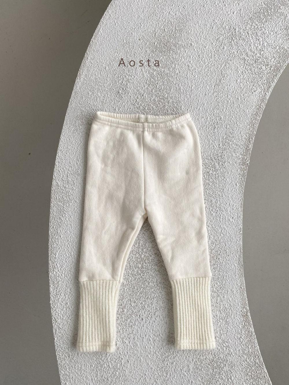 AOSTA - Korean Children Fashion - #Kfashion4kids - Warmer Leggings - 4