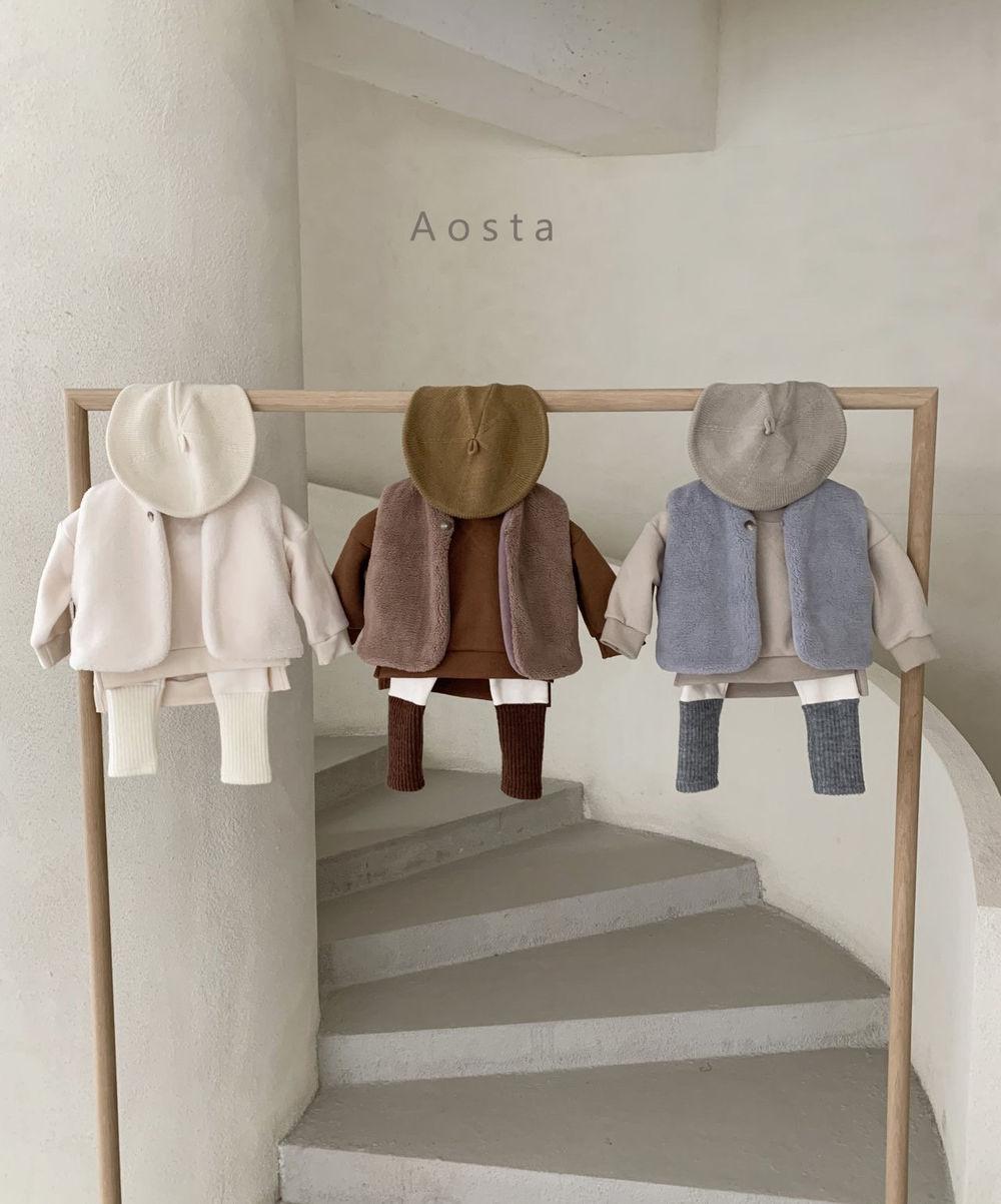 AOSTA - Korean Children Fashion - #Kfashion4kids - Warmer Leggings - 7