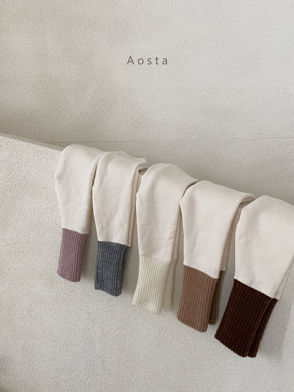 AOSTA - BRAND - Korean Children Fashion - #Kfashion4kids - Warmer Leggings