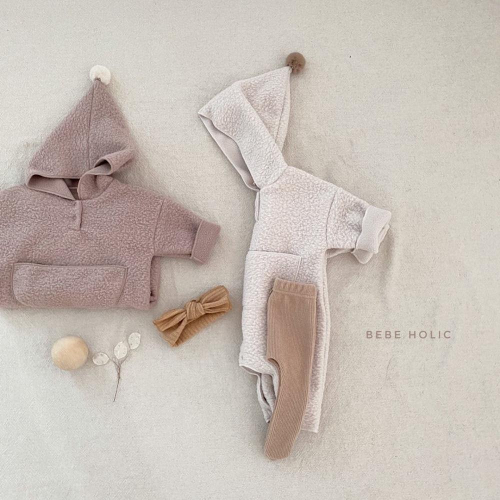 BEBE HOLIC - Korean Children Fashion - #Kfashion4kids - Dumble Outer Bodysuit - 2