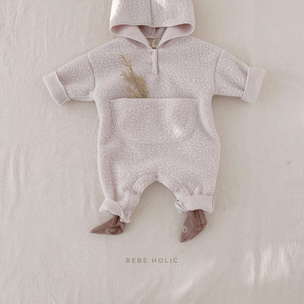 BEBE HOLIC - Korean Children Fashion - #Kfashion4kids - Dumble Outer Bodysuit - 4