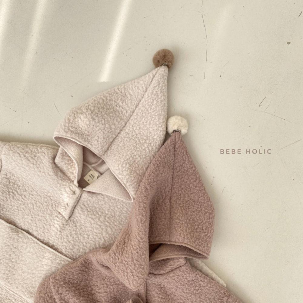 BEBE HOLIC - Korean Children Fashion - #Kfashion4kids - Dumble Outer Bodysuit - 9
