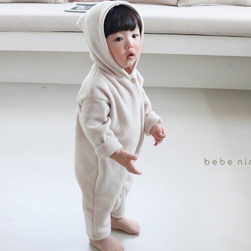 BEBE NINE - BRAND - Korean Children Fashion - #Kfashion4kids - Fairy Overalls