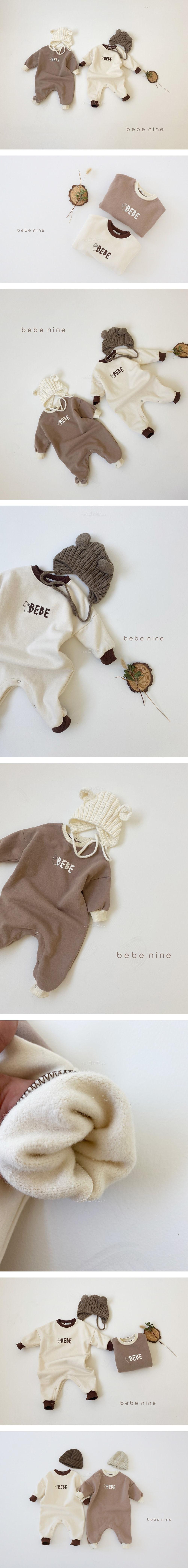 BEBE NINE - Korean Children Fashion - #Kfashion4kids - Bebe Overalls